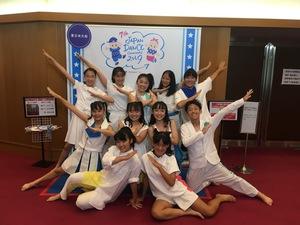2019年8月17日 第7回全日本小中学校ダンスコンクール 銀賞受賞